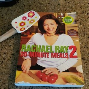 FREE****Rachel Ray 30-Minutes cookbook